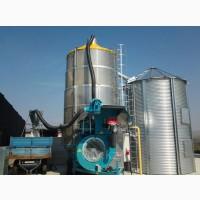Мобильные зерносушилки ESMA LARGE ES300-650