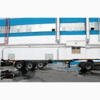Продам контейнеровоз ЧМЗАП 9911-053-ПЛ/ПЛБ