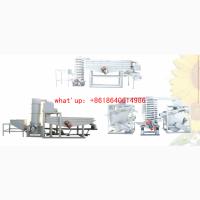 Линия для переработки, очистки, шелушения и сепарации кедрового ореха